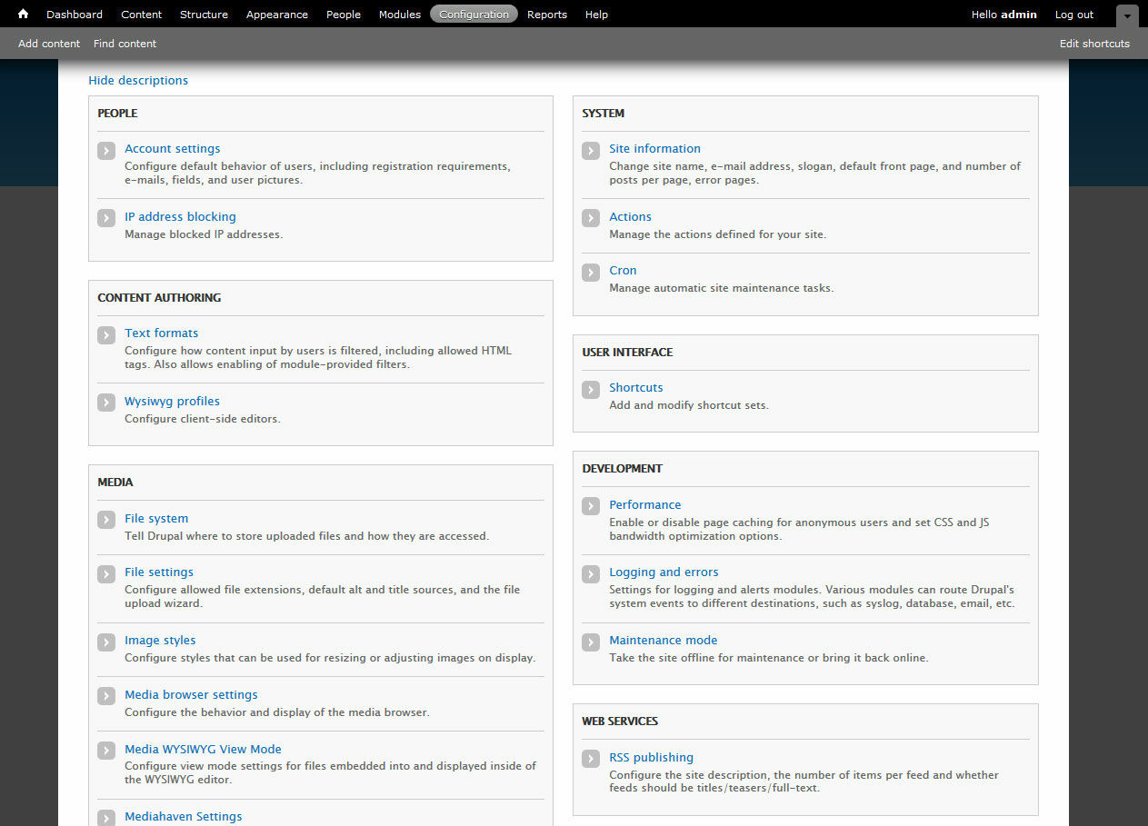 drupal module user guide