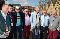 Groepsfoto Ronde van Vlaanderen