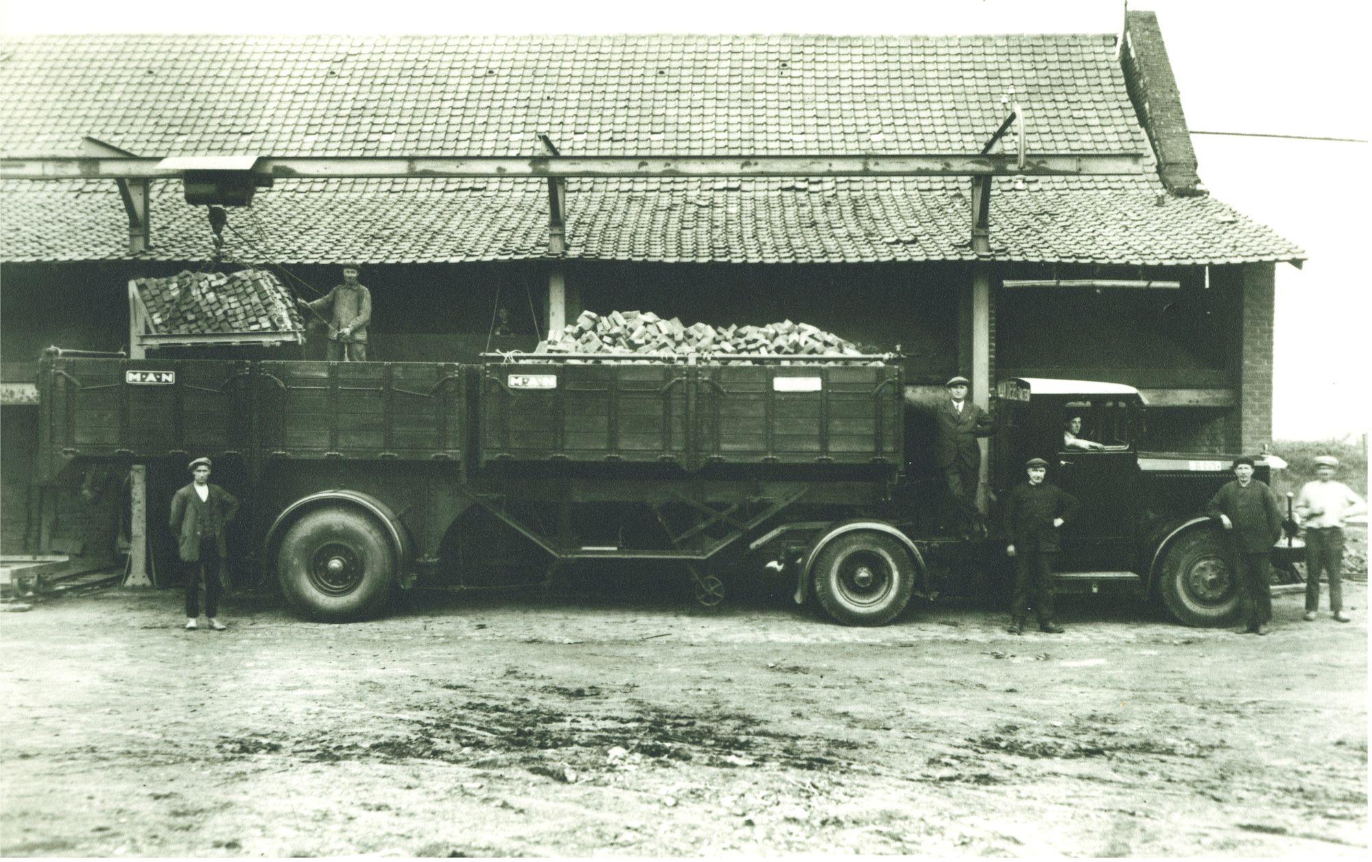 Steenbakkerij Knokke