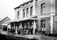 Station Moen-Heestert