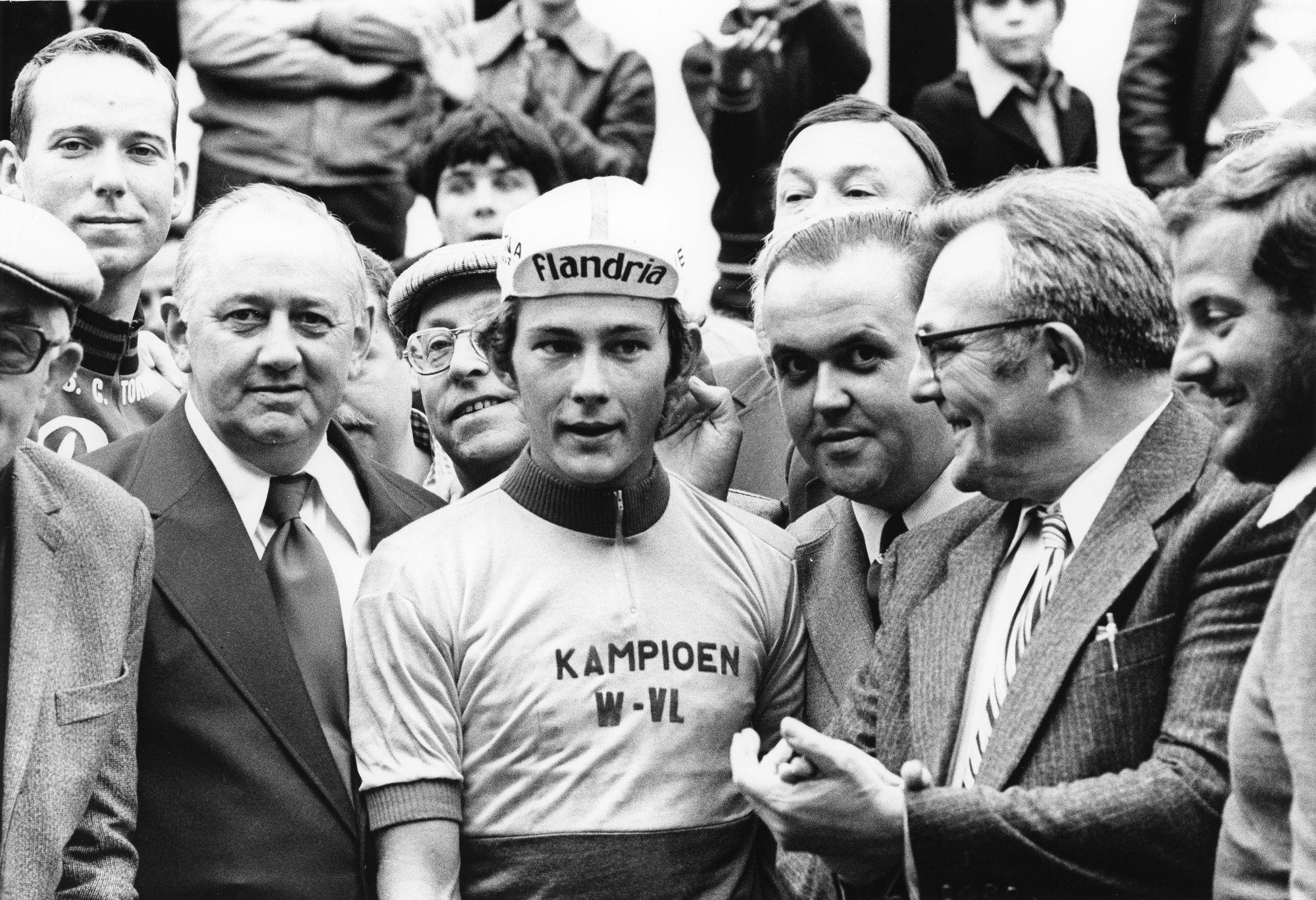 Pol Verscheure kampioen