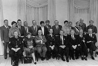 Nieuwjaarsreceptie 1985