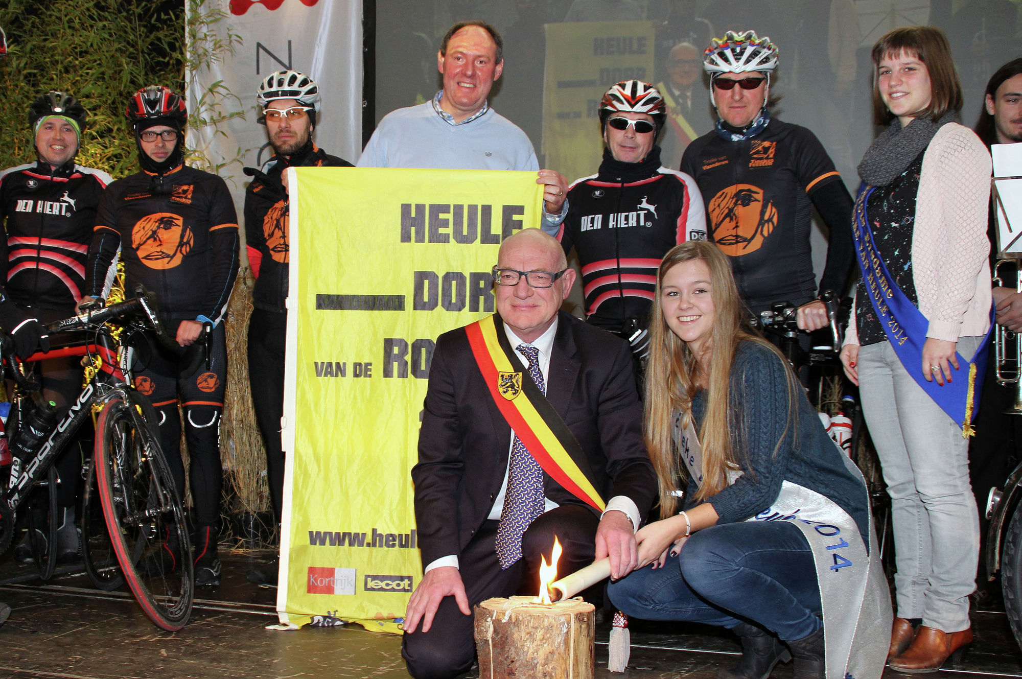 Dorp van de Ronde 2015