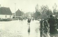 wateroverlast Harelbekestraat