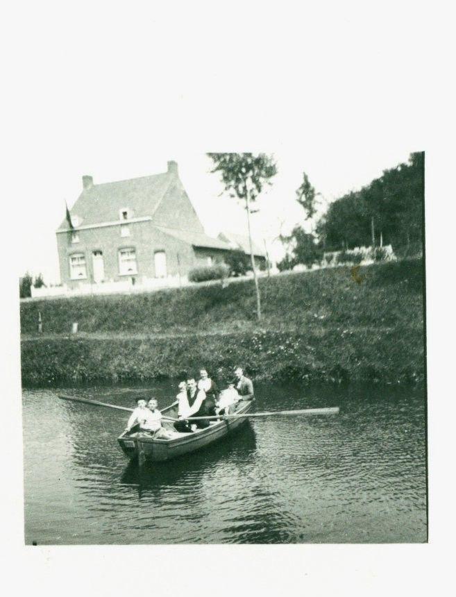 Huis aan kanaal