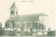 Kerk in Otegem