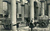 afbraak oude kerk